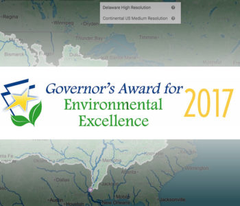 WikiWatershed.org Wins Environmental Excellence Award
